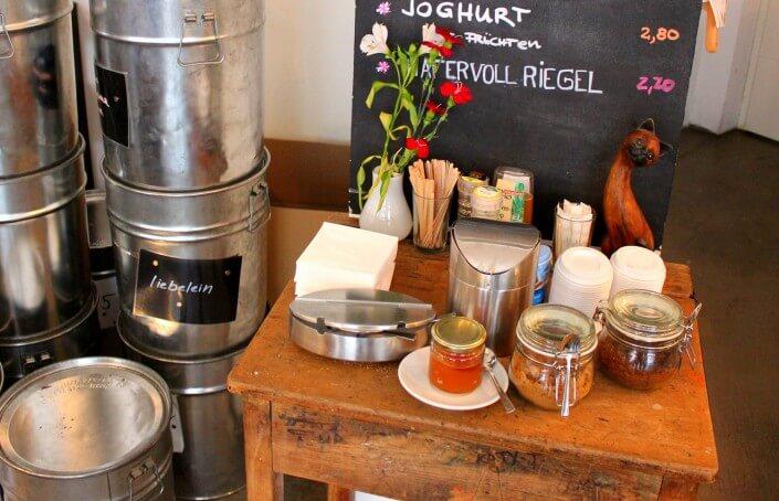 HEILANDT Kaffeeladen