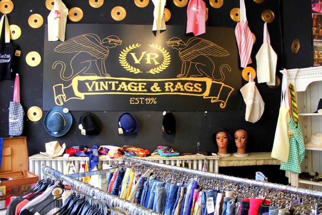 vintage rags