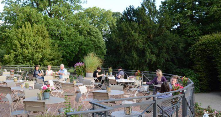 Dank Augusta - Biergärten in Köln