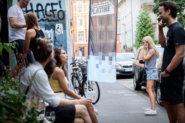 Platine Festival. Foto: Christoph Stallkamp