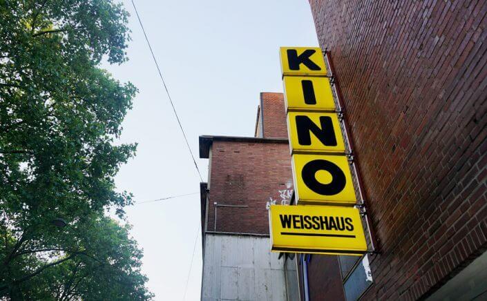 Weisshauskino in Köln