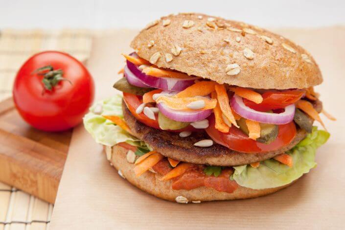 Bunte Burger, Mutter Theresa Charity Burger