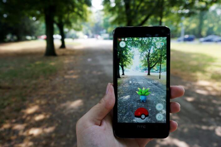 Innerer Grüngürtel - Pokémon Go-Spot