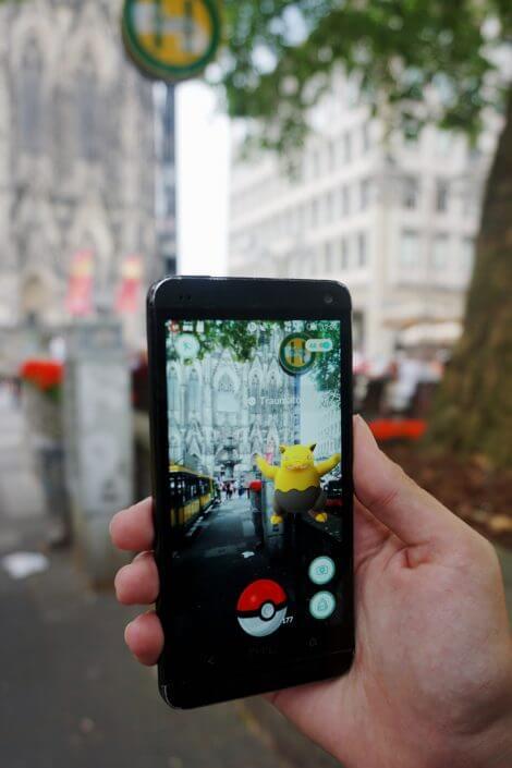 Kölner Innenstadt - Pokémon Go-Spot
