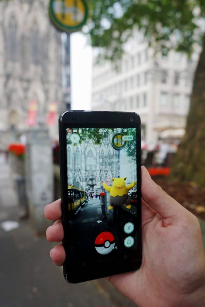die besten pokemon go spots in koln