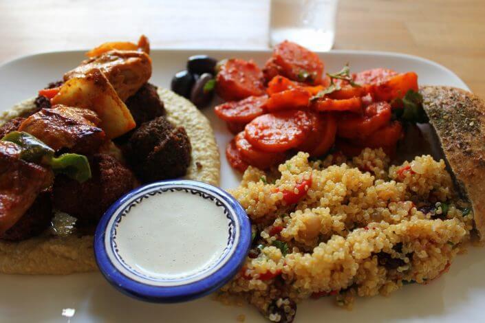 Mataim - Gourmet Falafel