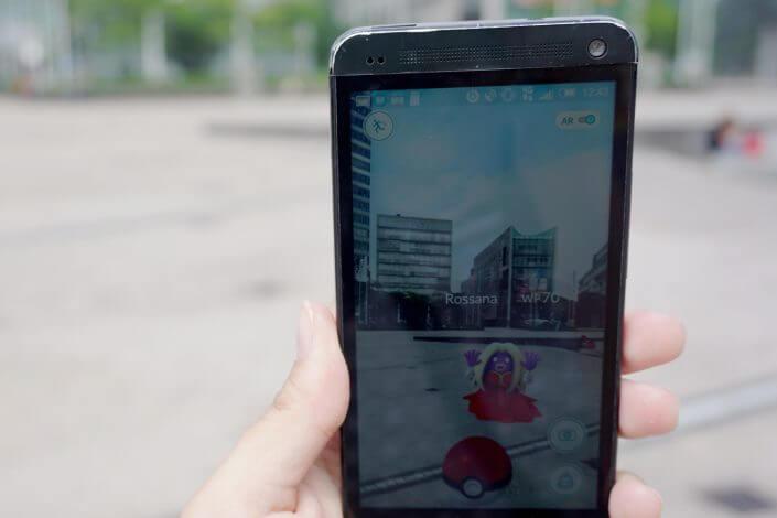 Mediapark - Pokémon Go-Spot