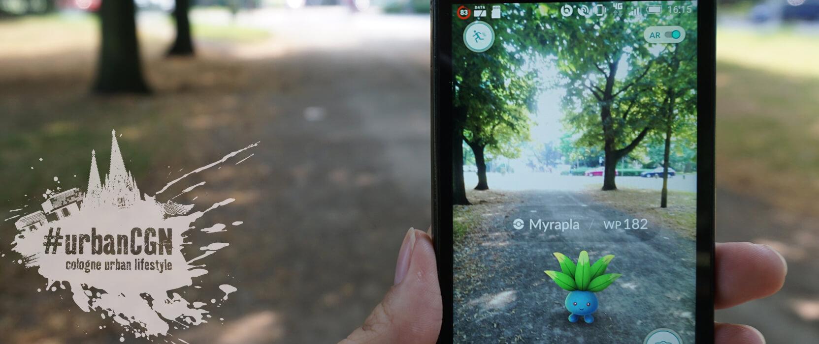 Die besten Pokémon Go-Spots in Köln