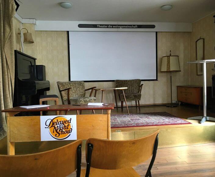 Hostel in Köln: Die Wohngemeinschaft, Theater