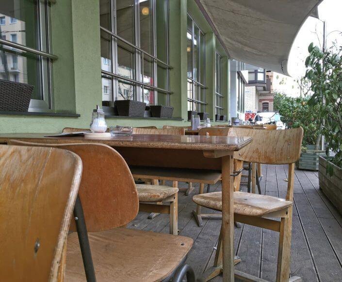Hostel in Köln: Die Wohngemeinschaft, aussen