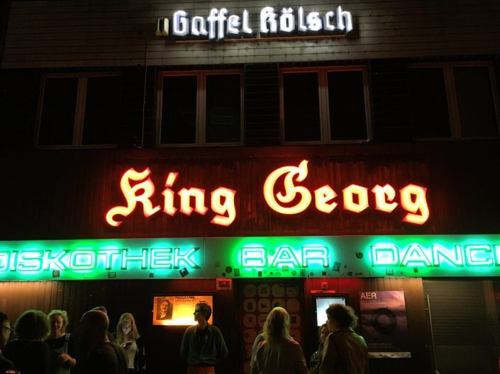 Hostel in Köln: King Georg Apartments, aussen