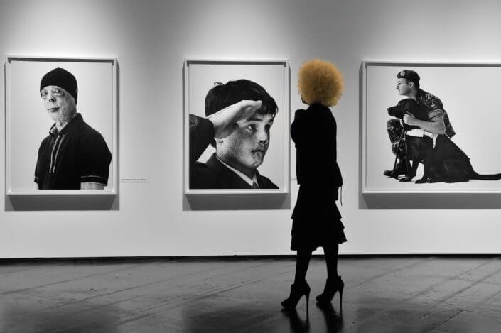 Bilderausstellung Leica Gallery, Halle 1, © koelnmesse