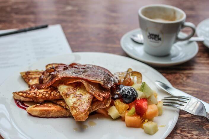 Café Sehnsucht - Frühstück in Köln