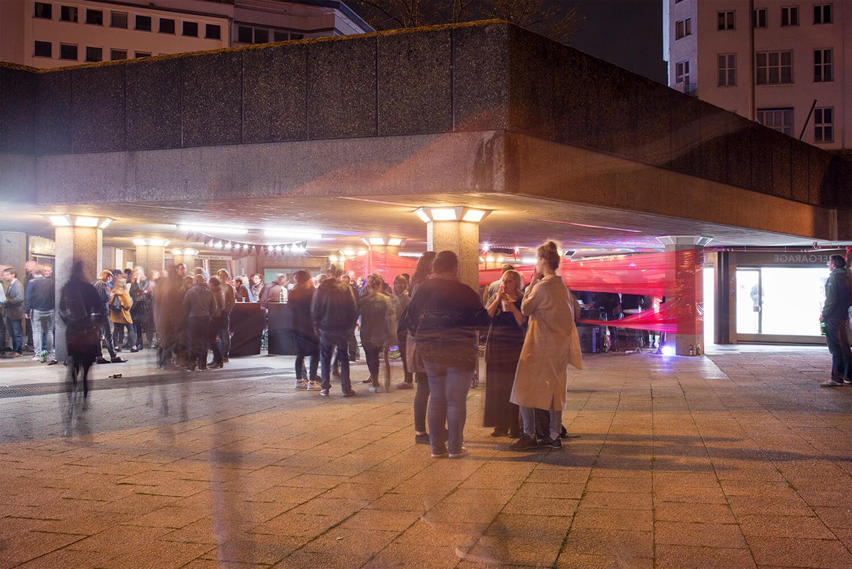 Eberplatzpassage, Foto: Martin Plüddemann