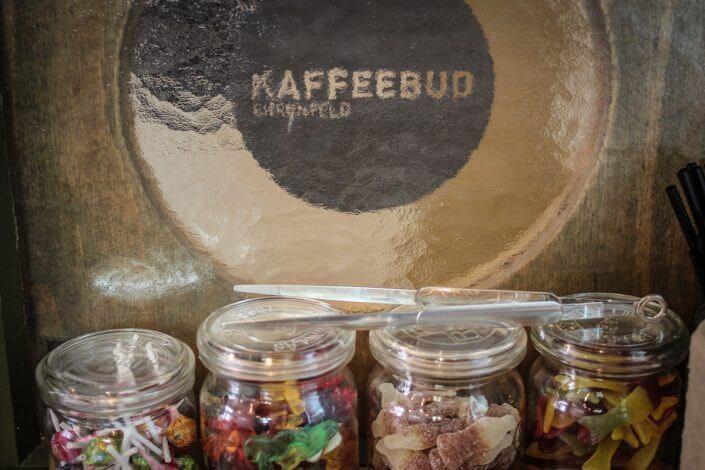 KAFFEEBUD, Interieur