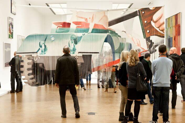 Museumsnacht Köln, Foto: Taimas Ahangari © StadtRevue Verlag Köln