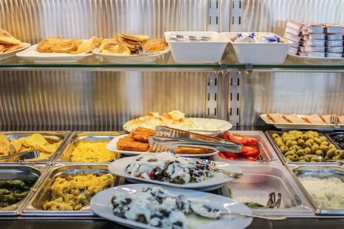 Simitzade, Buffet - Frühstück in Köln