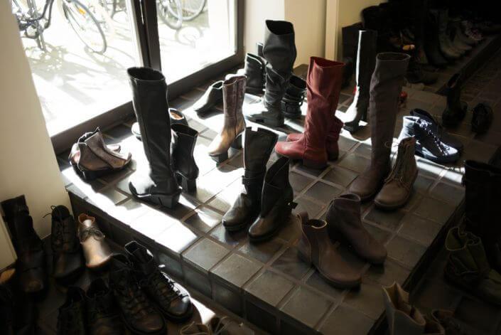 Die fünf besten Schuhläden Kölns - Trippen