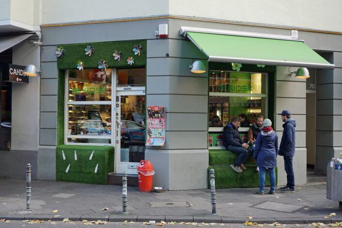 Köln für Imis und Besucher | Kölner Büdchenkultur