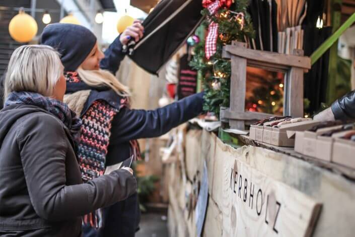 Alternative Christmas markets | Ehrenfeld Christmas market