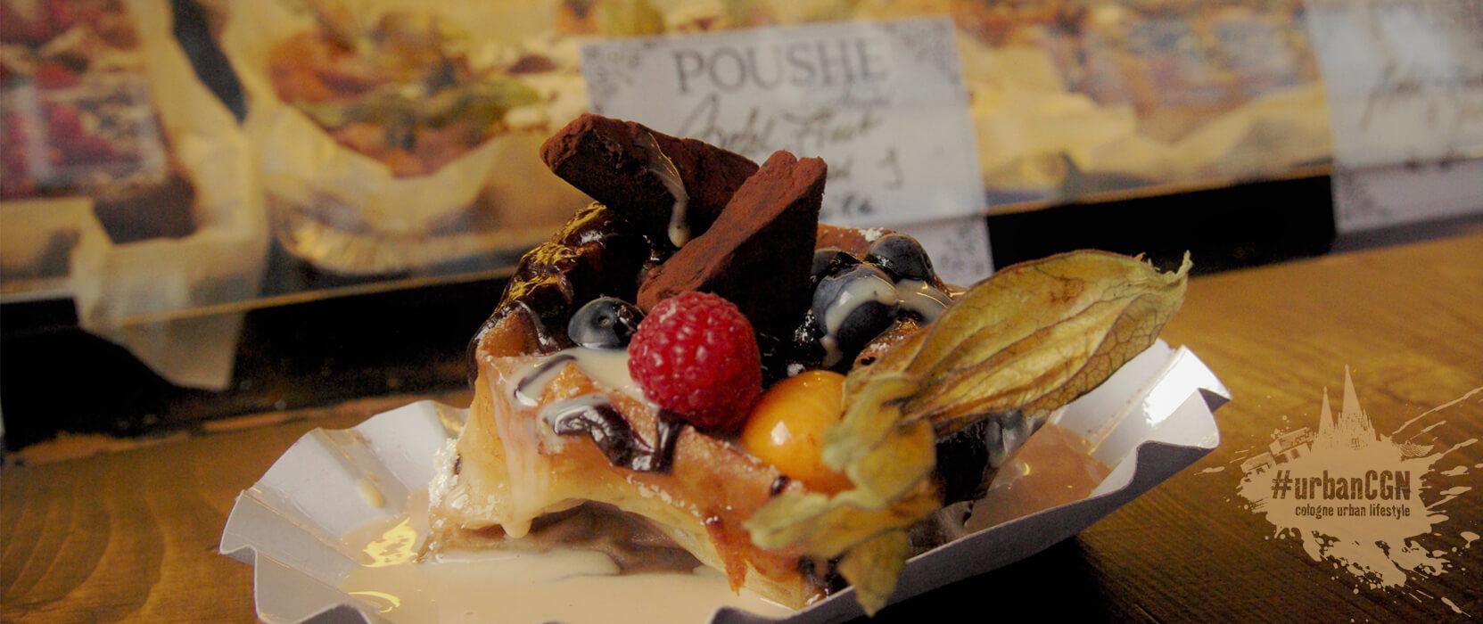 Food-Tour über die Kölner Weihnachtsmärkte, Headerbild