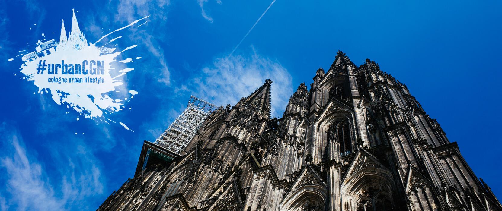 Köln für Imis und Besucher | © David Stoll