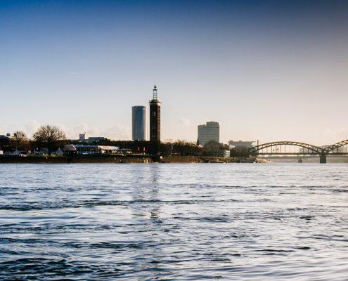 Köln für Imis und Besucher | Schäl Sick – Die 'falsche' Rheinseite | © David Stoll
