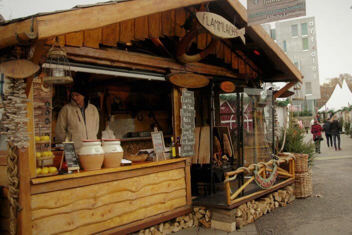 Weihnachtsmarkt in Köln, Hafen-Weihnachtsmarkt