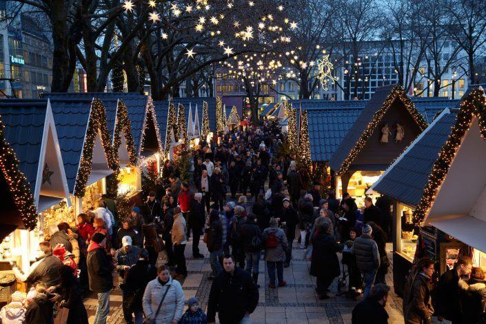 Weihnachtsmarkt in Köln, Markt der Engel ©KölnTourismus GmbH