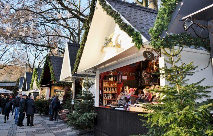 Weihnachtsmarkt in Köln, Markt der Engel