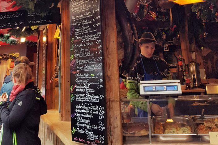 Weihnachtsmarkt in Köln, Weihnachtsmarkt am Kölner Dom