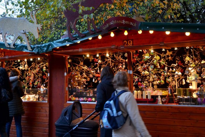 Weihnachtsmarkt in Köln, Weihnachtsmarkt im Stadtgarten