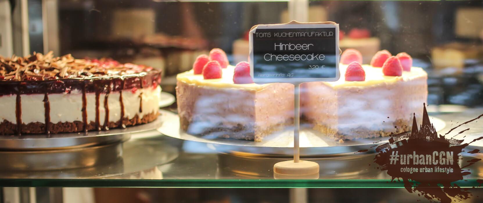 Kaffee und Kuchen in Köln, Wo ist Tom?