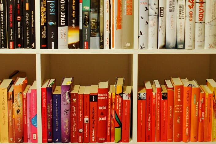 lit.COLOGNE, Bücher