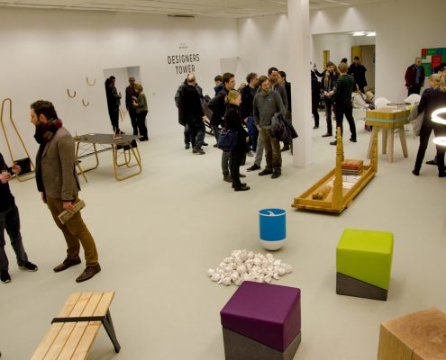 PASSAGEN 2017: Interior Design Week Köln; Foto: Wolfgang Burat