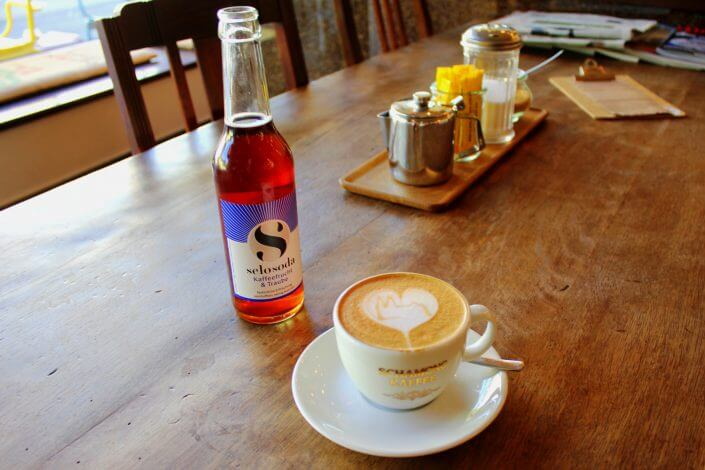 Schamong Kaffee, Ehrenfeld