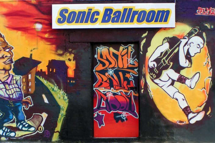 Sonic Ballroom, Kölner Clubs, © Linus Volkmann