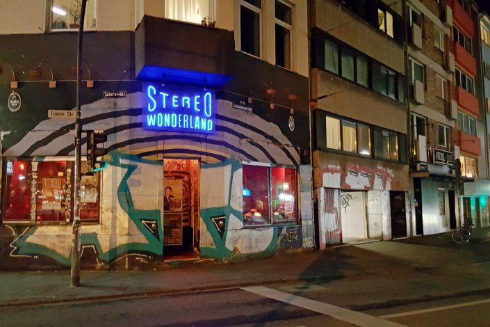 Stereo Wonderland, Kölner Clubs, © Frederike Wetzels