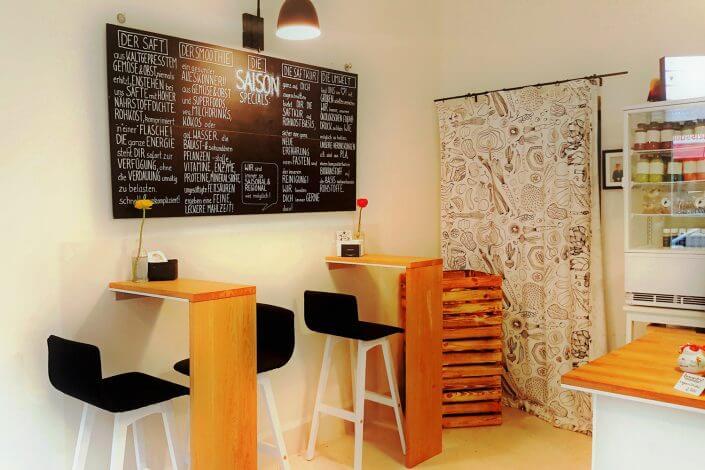 Die Kaltpresse, Superfood und Smoothie-Bars in Köln