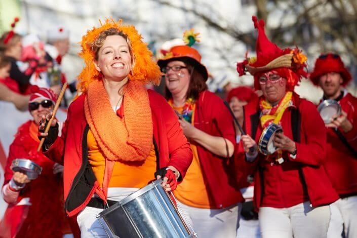 Kölner Karneval ©Dieter Jacobi, KölnTourismus GmbH