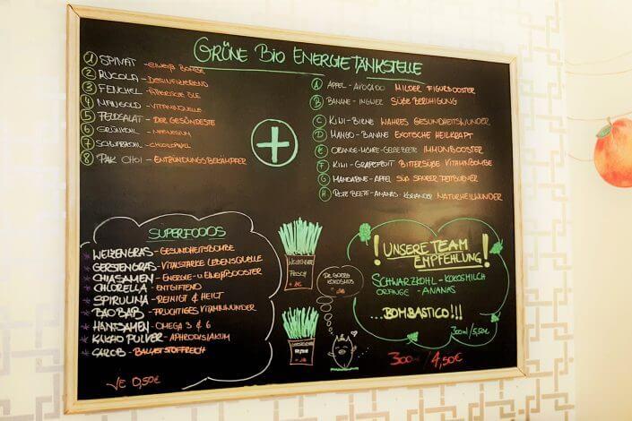 MEI WOK V, Superfood und Smoothie-Bars in Köln