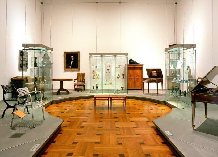 Museum für Angewandte Kunst Köln. Historische Sammlung. © Rheinisches Bildarchiv, Marion Mennicken