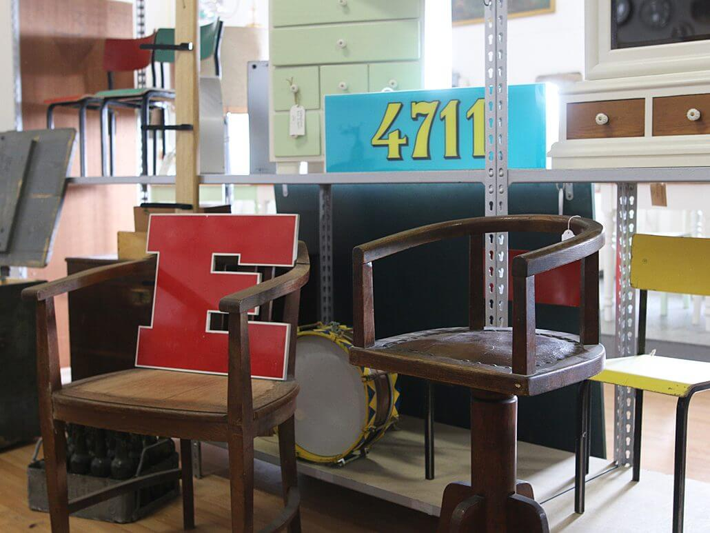 a life well lived: vintage furniture stores in cologne