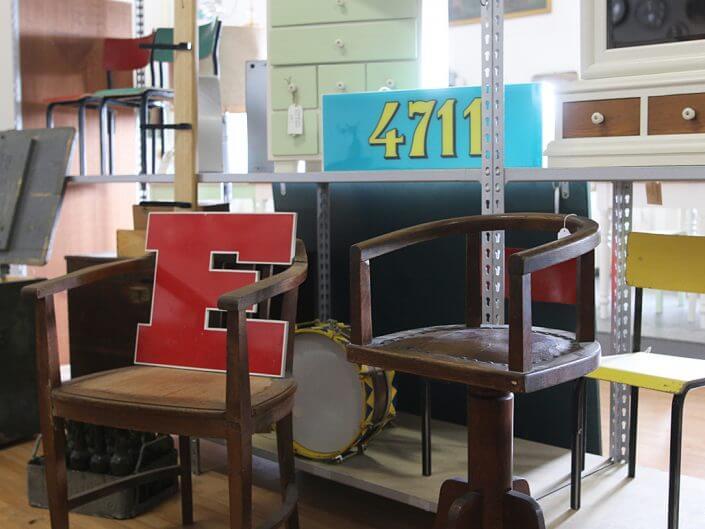 RETROSALON, Vintage Läden