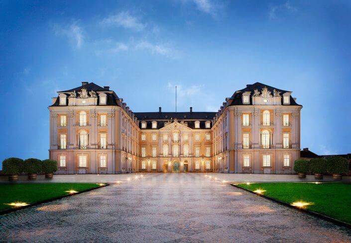 Schloss Augustusburg.Foto: Horst Gummersbach. ©Horst Gummersbach