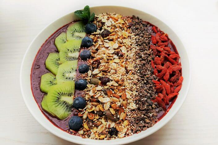 The Great Berry, Superfood und Smoothie-Bars in Köln