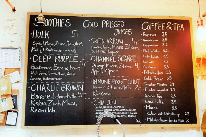 WNDRFUEL, Superfood und Smoothie-Bars in Köln
