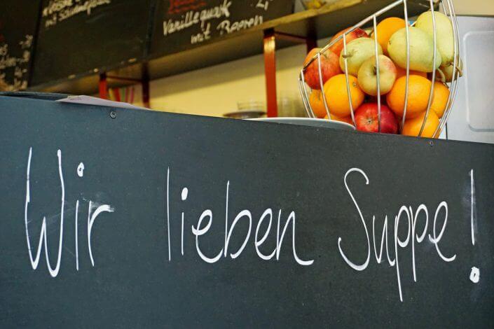 Lunch Time rund um den Dom – Snacks aus aller Welt, Die Suppenbar