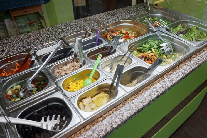 Lunch Time rund um den Dom – Snacks aus aller Welt, Grüne Seele