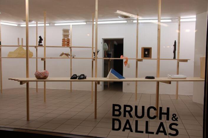 ART COLOGNE - Die Galerie Bruch & Dallas am Ebertplatz | präsent auf der Far Off | © Ralf Johnen